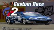 Gran Turismo 2 Custom Race Ford Mondeo RM Seattle Circuit
