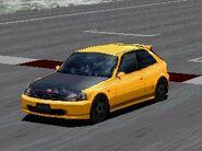 Honda CIVIC TYPE R (EK) '97 (Special Color)