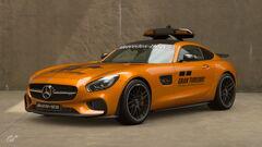 Mercedes-AMG GT Safety Car
