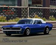 Mercury Cougar XR-7 '67 (GT2)