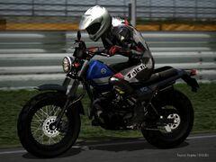 Yamaha TW225E