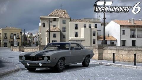 GRAN TURISMO 6 19 - Chevrolet Camaro Z28 1969!-0