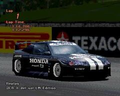 Honda CR-X del Sol LM Edition