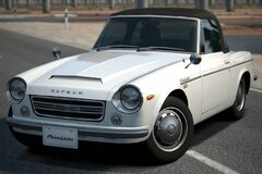 Nissan Fairlady 2000 (SR311) '68