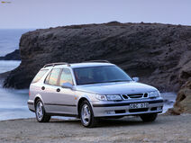 Wallpapers saab 9-5 1998 4