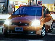 Yaris RS Turbo (Orange)