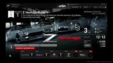 Z Heritage