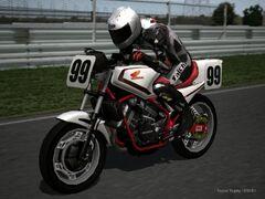 Honda VT250F RM