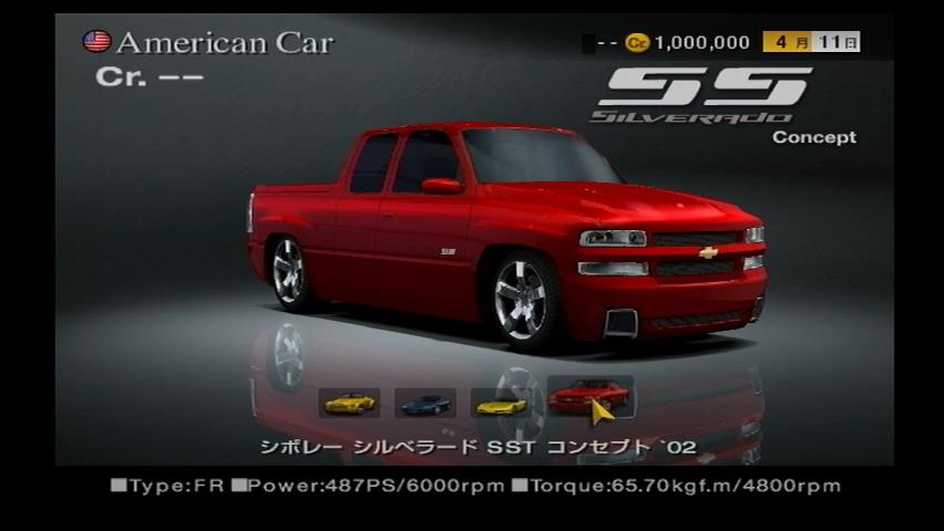 Gt5 Transcriptschevrolet Silverado Sst Concept 02 Gran Turismo