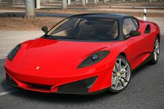 Ferrari SP1 '08