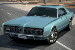 Mercury Cougar XR-7 '67