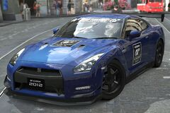 Nissan GT-R Black Edition Tuned Car '12