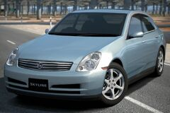 Nissan SKYLINE Sedan 300GT '01