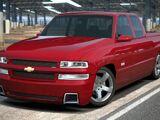 Chevrolet Silverado SST Concept '02