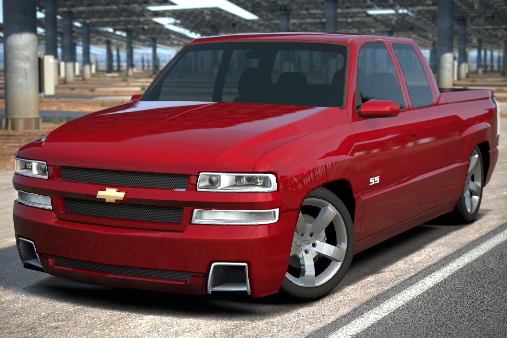 Chevrolet Silverado Sst Concept 02 Gran Turismo Wiki