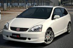 Honda CIVIC TYPE R (EP) '04