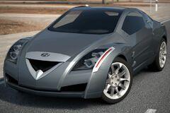 Hyundai Clix Concept '01