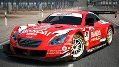 Lexus BANDAI DIREZZA SC430 (SUPER GT) '06