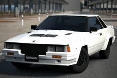 Nissan SILVIA 240RS (S110) '83