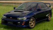 Subaru IMPREZA Coupe WRX typeR STi Version VI '99 (GT Sport)