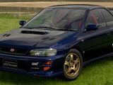 Subaru IMPREZA Coupe WRX typeR STi Version VI '99