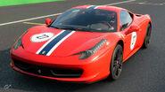 458 Italia - Cup