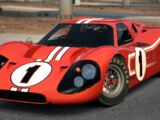 Ford Mark IV Race Car '67