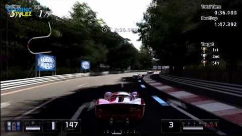 Gran Turismo 5 Gold License S-4
