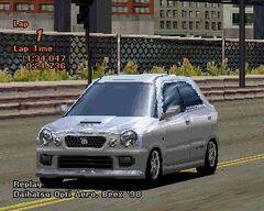 Daihatsu Opti Aerodown Beex (4WD,J) '98