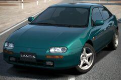 Mazda Lantis Coupe 2000 Type R '93 (GT6)