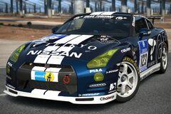Nissan GT-R N24 GT Academy '12