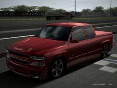 Silverado SST Concept '02 Revised
