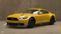 Ford Mustang Gr.3 Road Car