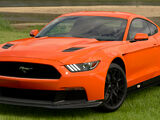 Ford Mustang Gr.3 Road Car