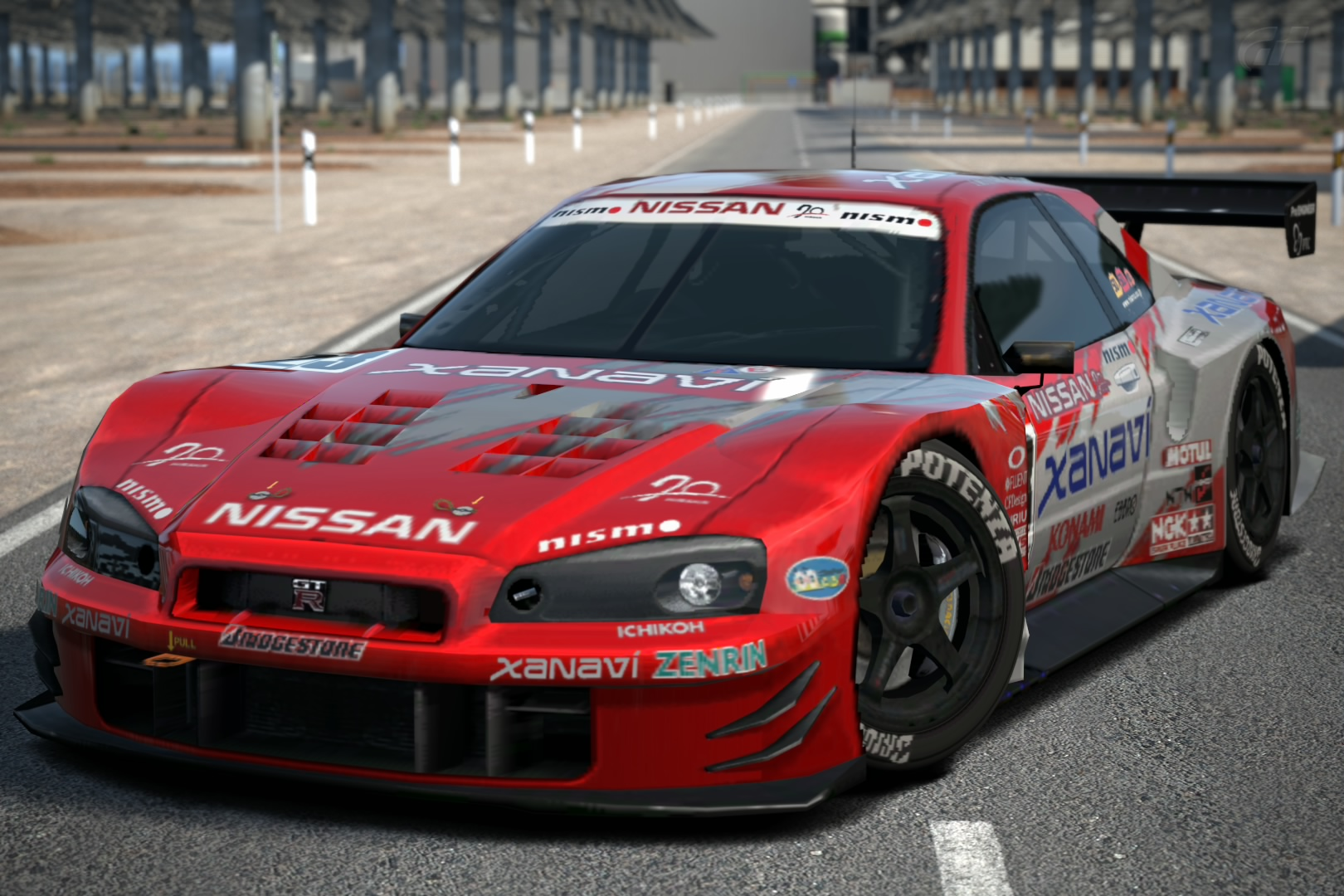 Mazda 3 Wiki >> Nissan XANAVI NISMO GT-R (JGTC) '03 | Gran Turismo Wiki ...