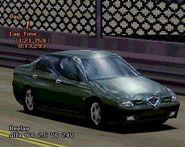 Alfa Romeo 166 2.5 V6 24V '98