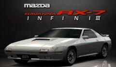 GT3 RX-7 Infini III