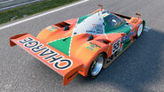 Mazda 787B Race Car '91 (GT Sport) - Rear