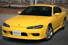 Nissan SILVIA spec-R AERO (S15) '02