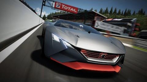 Peugeot Vision Gran Turismo- Peugeot Vision Gran Turismo Unveiled