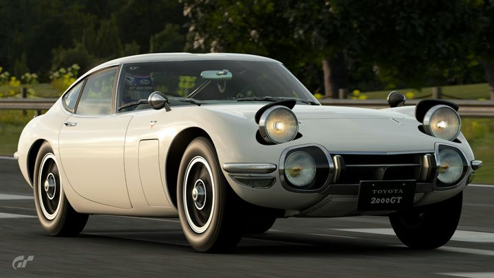 Toyota 2000GT '67 | Gran Turismo Wiki | FANDOM powered by Wikia