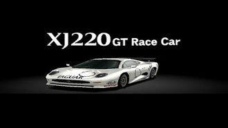 Gran Turismo 2 - Jaguar XJ220 GT Race Car HD Gameplay