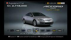 Honda ACCORD Coupe EX '03