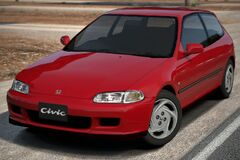 Honda CIVIC SiR-II (EG) '95