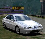 Alfa Romeo 166 2.0 TS 16V '98