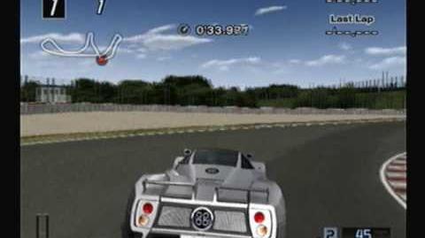 Gran Turismo 4, 412 of 708 cars 2000 Pagani Zonda C12S