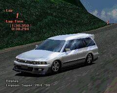 Mitsubishi LEGNUM Super VR-4 '98