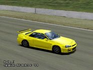 1999 Nissan Skyline GT-R (R34)