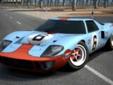 Ford GT40 Race Car '69