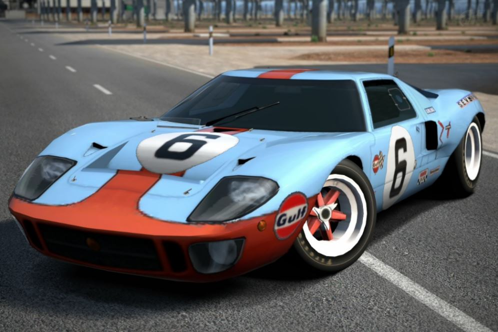 Ford GT40 Race Car '69 | Gran Turismo Wiki | FANDOM powered by Wikia